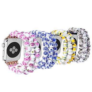 Pogledajte Band za Apple Watch Series 5/4/3/2/1 Apple Dizajn nakita Keramika Traka za ruku