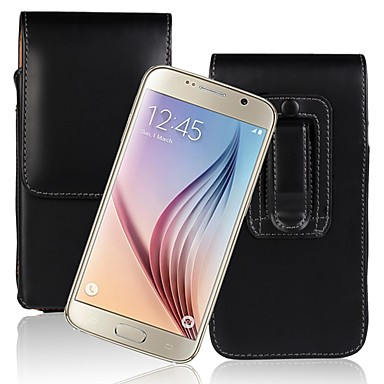 Θήκη Za Samsung Galaxy S9 / S9 Plus / S8 Plus Zaokret Korice Jednobojni Tvrdo PU koža