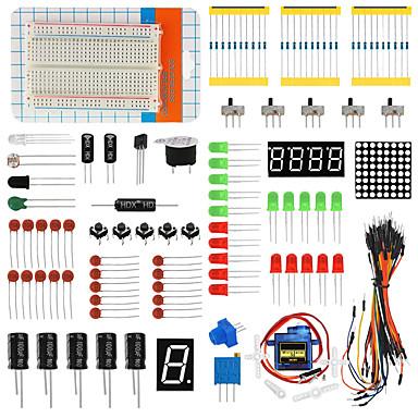 keyes univerzalna komponenta kit 503a za arduino elektronske hobiste
