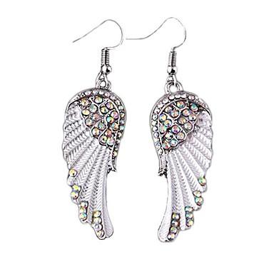 Žene Viseće naušnice 3D Harry Gold dame Stilski Klasik Grayson Dolan Umjetno drago kamenje Naušnice Jewelry Obala / Light Pink Za Dnevno 1 par