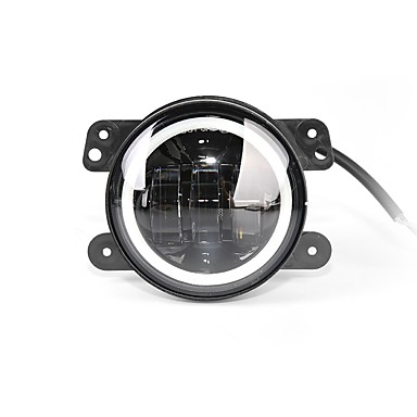 hesapli Araba Sis Lambaları-OTOLAMPARA 1 Parça Hiçbiri Araba Ampul 35 W Yüksek Performanslı LED 2800 lm 3 LED Sis Işıkları Uyumluluk Jip / Dodge Wrangler / Magnum / PT Cruiser Tüm Yıllar