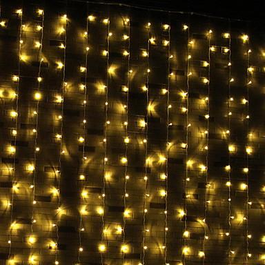 3M Žice sa svjetlima 209 LED diode Toplo bijelo Ukrasno 220-240 V 1set