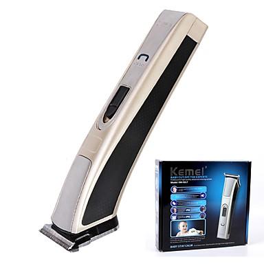 olcso hajvágó-kemei hajvágó professzionális elektromos hajvágó trimmer fodrászszerszám gyerekeknek és családoknak