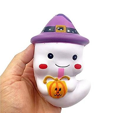 Igračke za stiskanje Antistresne igračke Duh Kreativan Stres i anksioznost reljef squishy PORON guma 1 pcs Djeca Igračke za kućne ljubimce Poklon