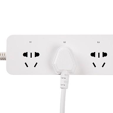 BroadLink Smart Plug MP1 za Dnevna soba / Studija / Spavaća soba WIFI kontrolu / inteligentan 220 V