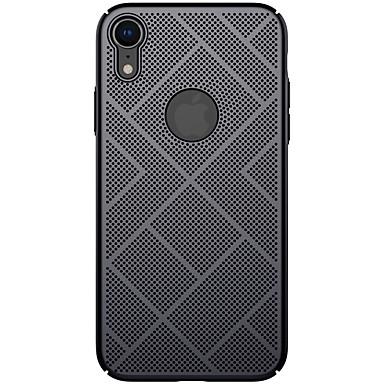 Nillkin Θήκη Za Apple iPhone XR / iPhone XS Max Otporno na trešnju / Mutno Stražnja maska Jednobojni Tvrdo PC za iPhone XS / iPhone XR / iPhone XS Max