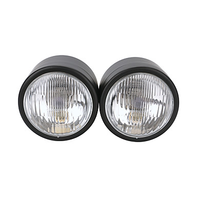 2pcs Žičana veza Motor Žarulje 55~60 W LED Farovi Za Halley Sve godine