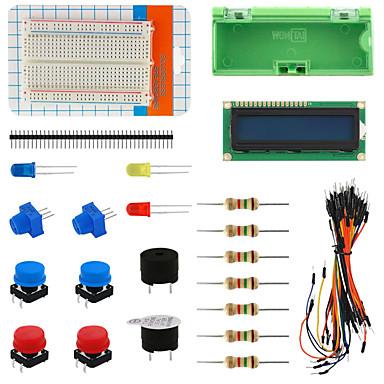 keyes univerzalna komponenta kit 503c za arduino elektronske hobiste