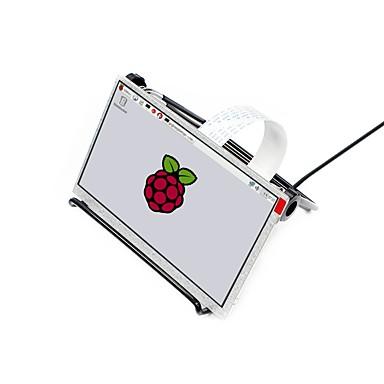 waveshare 7inch lcd za pi 7inch ips zaslon za malinu pi sučelje tj. bez dodir 1024x600