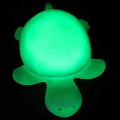 1pc Noćno svjetlo dječjeg vrtića Promjena AA baterije su pogonjene New Design / Cool Baterija