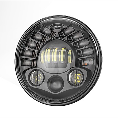 voordelige Autokoplampen-OTOLAMPARA 1 Stuk H4 Automatisch Lampen 70 W Dip LED 8400 lm 70 LED Koplamp Voor Jeep Wrangler Alle jaren