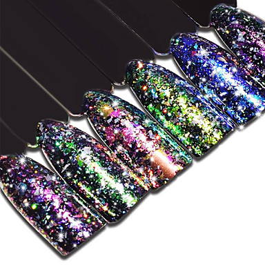 1 pcs Multi Function Eko-friendly materijal Blistati Za Kreativan nail art Manikura Pedikura Dnevno Stilski