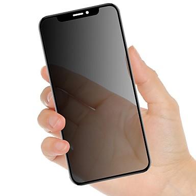 AppleScreen ProtectoriPhone XS 9H-hardheid Voorkant screenprotector 1 stuks Gehard Glas