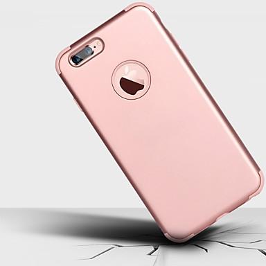 Θήκη Za Apple iPhone 8 Plus / iPhone 7 Plus Otporno na trešnju Korice Jednobojni Tvrdo Silikon / PC