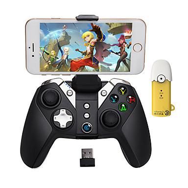 Gamesir G4 Bez žice Kontroleri igara Za Android / iOs ,  Bluetooth Prijenosno / Cool Kontroleri igara ABS 1 pcs jedinica