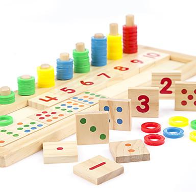 Puzzle Drvene puzzle Drveni modeli Cool Fin Interakcija roditelja i djece drven 1 pcs Dječji Sve Igračke za kućne ljubimce Poklon
