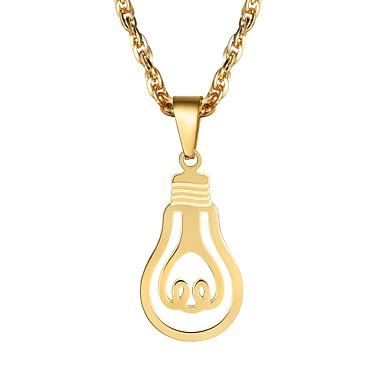 Žene Ogrlice s privjeskom dame Moda Tikovina Zlato Crn Pink 55 cm Ogrlice Jewelry 1pc Za Dar Dnevno