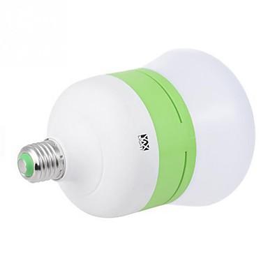 YWXLIGHT® 1pc 15 W LED okrugle žarulje 1350-1450 lm E26 / E27 15 LED zrnca SMD 2835 Hladno bijelo 175-265 V