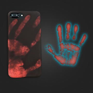 Θήκη Za Apple iPhone X / iPhone 8 Plus / iPhone 8 Mutno Stražnja maska Jednobojni Mekano Silikon