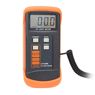 Factory OEM UVA 365 Instrument 0-400 mW/cm2 Multi Function / Zgodan / Mjerica