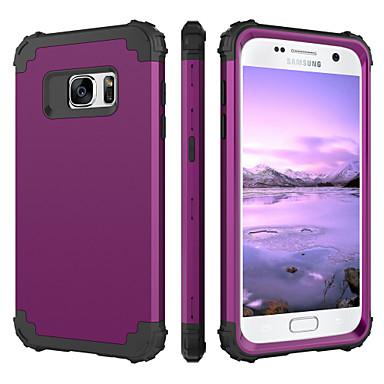 BENTOBEN Θήκη Za Samsung Galaxy S7 Otporno na trešnju Korice Jednobojni Tvrdo Silikon / PC za S7