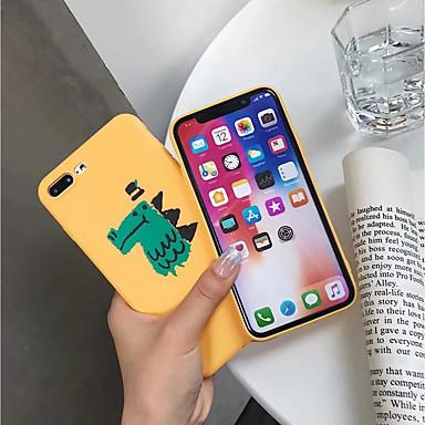 Θήκη Za Apple iPhone XS / iPhone XR / iPhone XS Max Mutno / Uzorak Stražnja maska Crtani film Mekano TPU