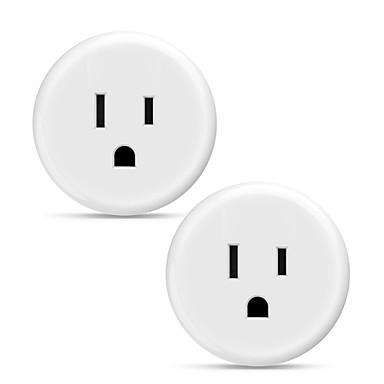 LITBest Smart Plug kuke001 za Dnevna soba / Studija / Spavaća soba APP kontrola / Sigurnost / Smart WIFI 2.4G 110-240 V