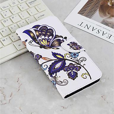 Θήκη Za Apple iPhone XR / iPhone XS Max Novčanik / Utor za kartice / sa stalkom Korice Rukav leptir Tvrdo PU koža za iPhone XS / iPhone XR / iPhone XS Max