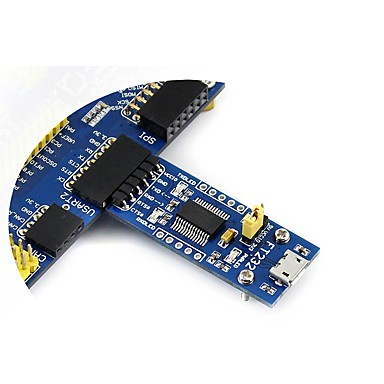 waveshare ft232 usb uart odbora (mikro) usb do uart rješenje s usb micro priključkom