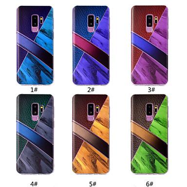 Θήκη Za Samsung Galaxy S9 Plus / S9 Uzorak Stražnja maska Mramor Mekano TPU za S9 / S9 Plus