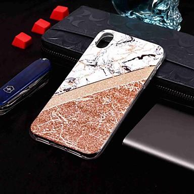 Θήκη Za Apple iPhone XS / iPhone XR / iPhone XS Max IMD / Uzorak Stražnja maska Mramor Mekano TPU