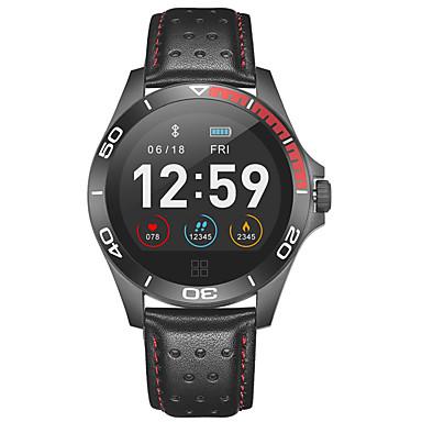 Indear YY-CK21 Muškarci Smart Satovi Smart Narukvica Android iOS Bluetooth Sportske Vodootporno Heart Rate Monitor Mjerenje krvnog tlaka Ekran na dodir Štoperica Brojač koraka Podsjetnik za pozive