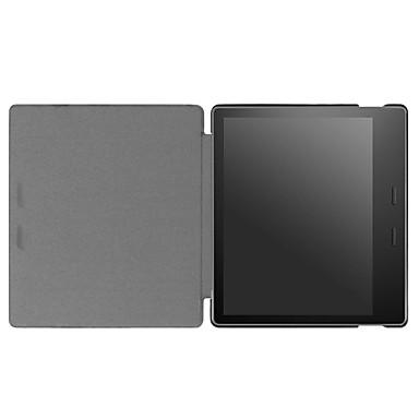 povoljno Kindle Oasis-Θήκη Za Amazon Kindle Oasis 2(2nd Generation, 2017 Release) Zaokret Korice Jednobojni Tvrdo PU koža