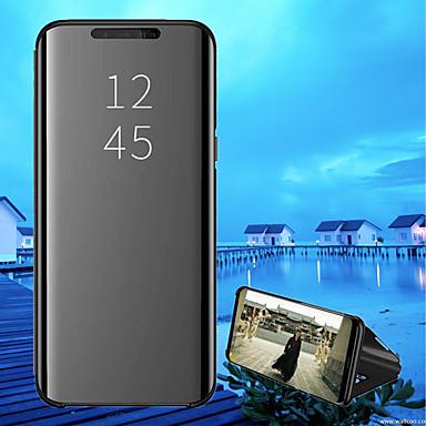 Θήκη Za Xiaomi Xiaomi Pocophone F1 / Xiaomi Mi 8 / Xiaomi Mi 8 SE sa stalkom / Pozlata / Zrcalo Korice Jednobojni Tvrdo PU koža