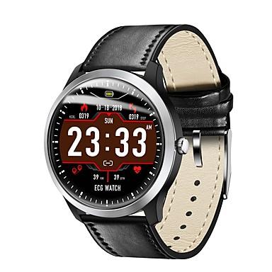Indear N58 Smart Narukvica Android iOS Bluetooth Sportske Vodootporno Heart Rate Monitor Mjerenje krvnog tlaka EKG + PPG Brojač koraka Podsjetnik za pozive Mjerač aktivnosti Mjerač sna / Kalorija