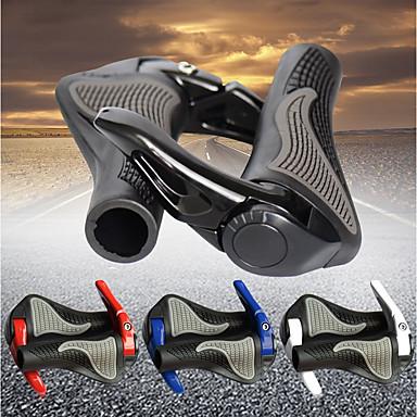 Χαμηλού Κόστους Τιμόνια & Λαβές & Ακροτίμονα-Τιμονιού Σετ Τιμόνια στήριξης βραχιόνων 11.5 mm 140 mm Εργονομικός Σχεδιασμός Ποδήλατο Δρόμου Ποδήλατο Βουνού Ποδηλασία Μαύρο Κόκκινο Μπλε