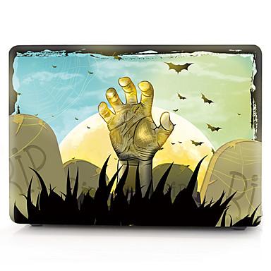 MacBook Slučaj Cool lubanje / Crtani film PVC za MacBook Pro 13