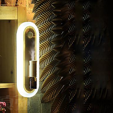 BRELONG® 1pc Pametno noćno svjetlo Bijela USB Infracrveni senzor / Osjetnik ljudskog tijela / Ukras 5 V