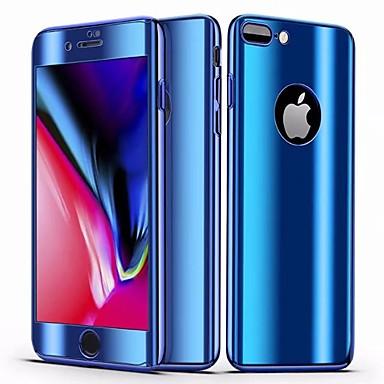 Θήκη Za Apple iPhone 8 Plus / iPhone 7 Plus Zrcalo / Ultra tanko Korice Jednobojni Tvrdo PC