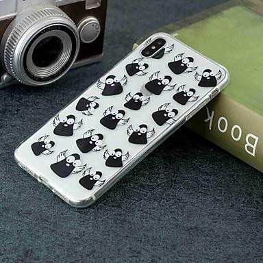 Θήκη Za Apple iPhone XS / iPhone XR / iPhone XS Max Prozirno / Uzorak Stražnja maska Životinja Mekano TPU