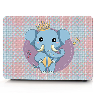 MacBook Slučaj Životinja / Crtani film PVC za MacBook Air 11