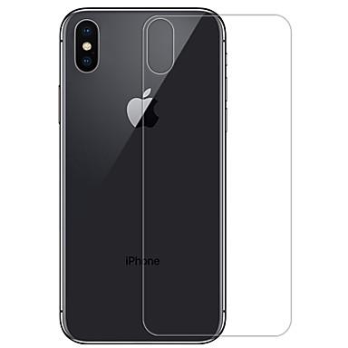 voordelige iPhone screenprotectors-nillkin screen protector voor apple iphone xs max gehard glas 1 st rug protector 9h hardheid / explosieveilige / krasbestendig