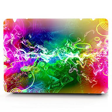 MacBook slučaj za zrak pro retina 11 12 13 15 boja gradijent pvc laptop poklopac slučaj za MacBook novi pro 13,3 15 inčni sa touch bar