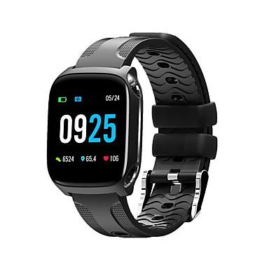 BoZhuo F90 Muškarci Smart Narukvica Android iOS Bluetooth Sportske Vodootporno Heart Rate Monitor Ekran na dodir Kalorija Štoperica Brojač koraka Podsjetnik za pozive Mjerač sna sjedeći Podsjetnik