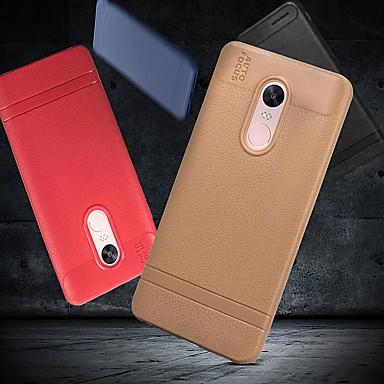 Θήκη Za Xiaomi Redmi Note 5A / Xiaomi Redmi Note 4X / Redmi 6A Mutno Stražnja maska Jednobojni Mekano TPU / Xiaomi Redmi 4A