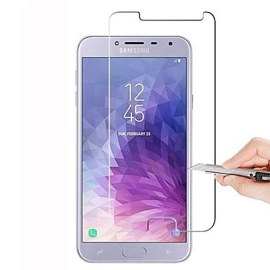 Samsung GalaxyScreen ProtectorA8 2018 Visoka rezolucija (HD) Prednja zaštitna folija 1 kom. Kaljeno staklo