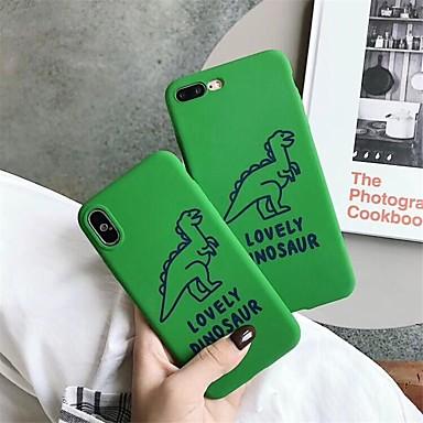 Θήκη Za Apple iPhone XS / iPhone XR / iPhone XS Max Ultra tanko Stražnja maska Životinja Mekano TPU