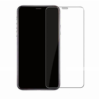 voordelige iPhone screenprotectors -AppleScreen ProtectoriPhone XS Max High-Definition (HD) Voorkant screenprotector 1 stuks Gehard Glas