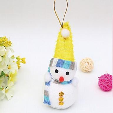 Odmor dekoracije Božićni ukrasi Božićni ukrasi Ukrasno / Lijep obojene 1pc