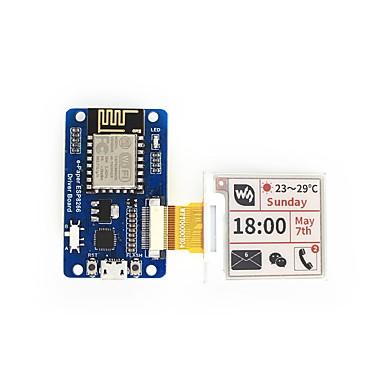 waveshare e-papir esp8266 vozač zajednica univerzalni e-papir sirovina vozač odbora esp8266 wifi bežični